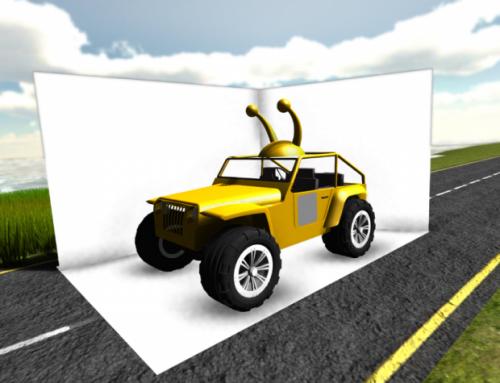Turkcell 3D Mapping Uygulaması